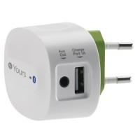 Bluetooth трансмитер със зарядно Audiophony BT-20R